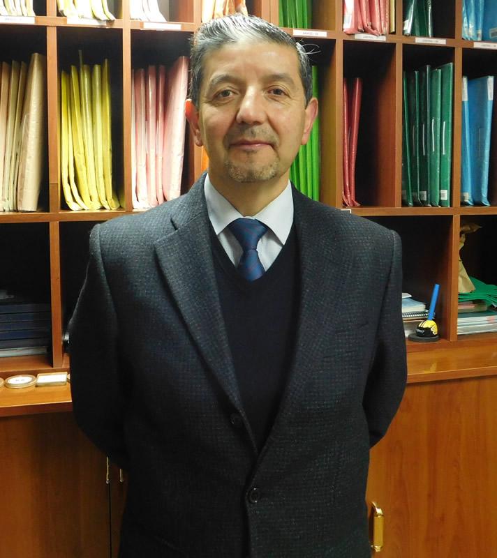 Juan Eduardo Denis Almonacid, Subdirector