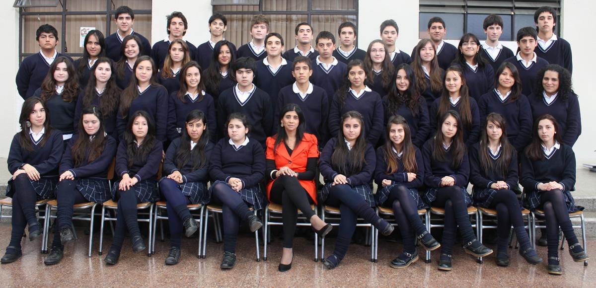 """Cuarto Año """"F"""" Educación Media"""