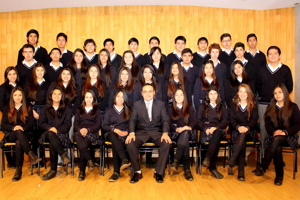 """Cuarto Año """"C"""" Educación Media"""