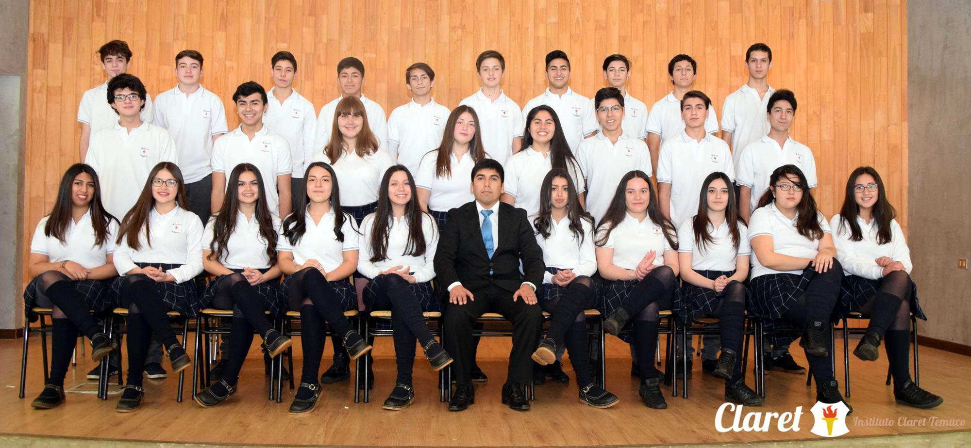 """Tercer Año """"G"""" Educación Media"""