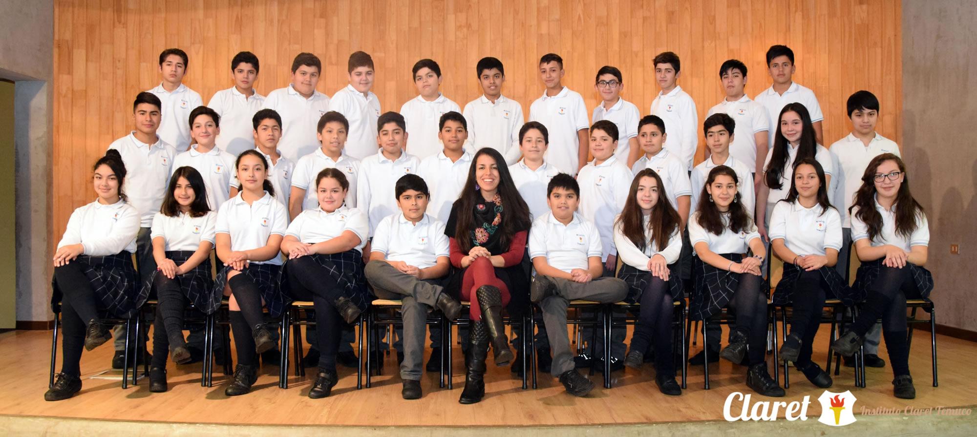 """Séptimo Año """"C"""" Educación Básica"""