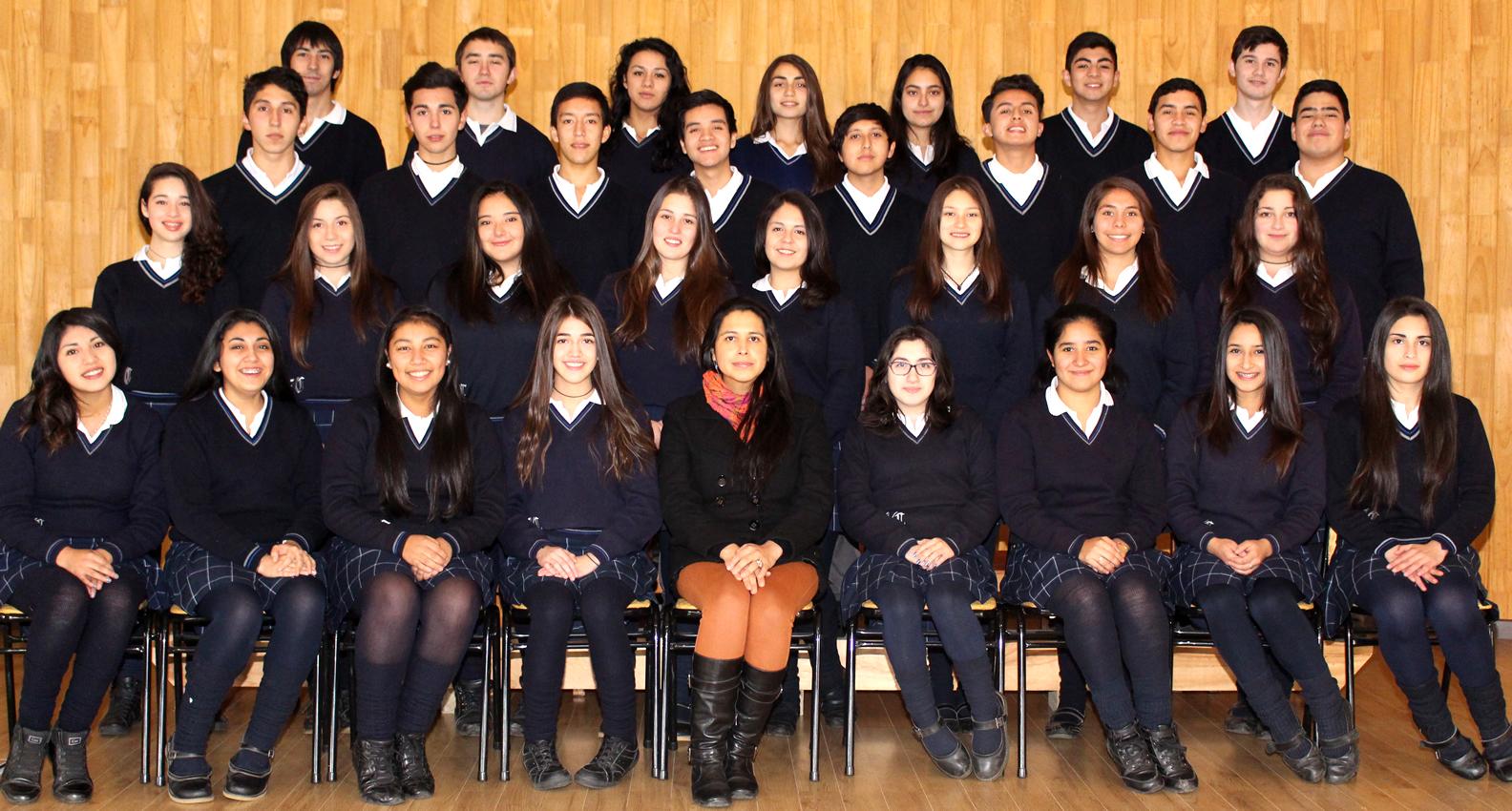 """Cuarto Año """"D"""" Educación Media"""