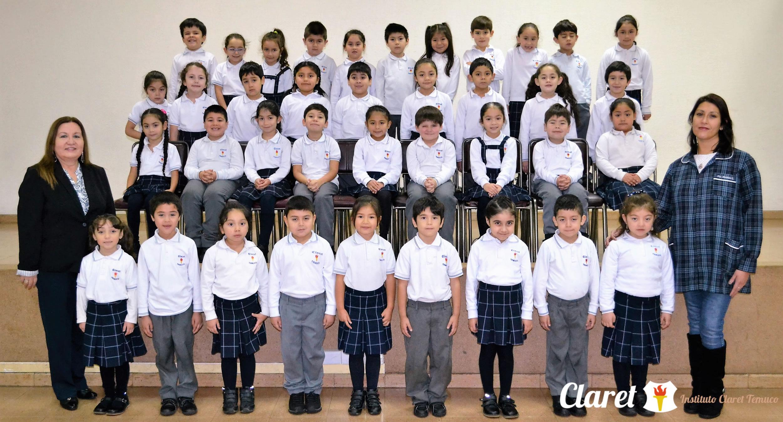"""Primer Año """"A"""" Educación Básica"""