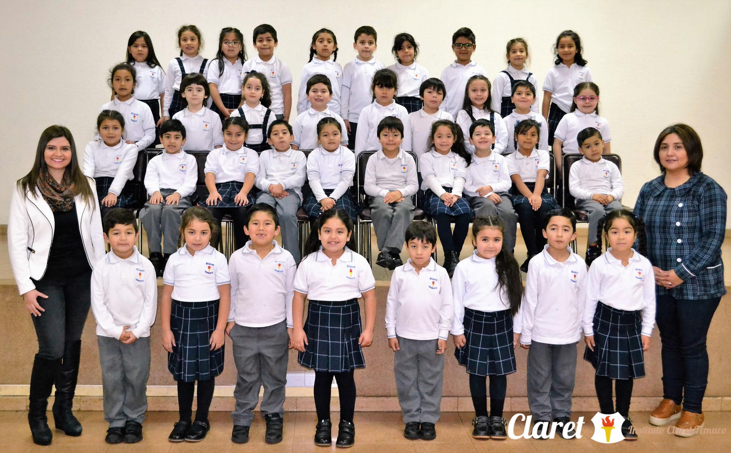 """Primer Año """"D"""" Educación Básica"""