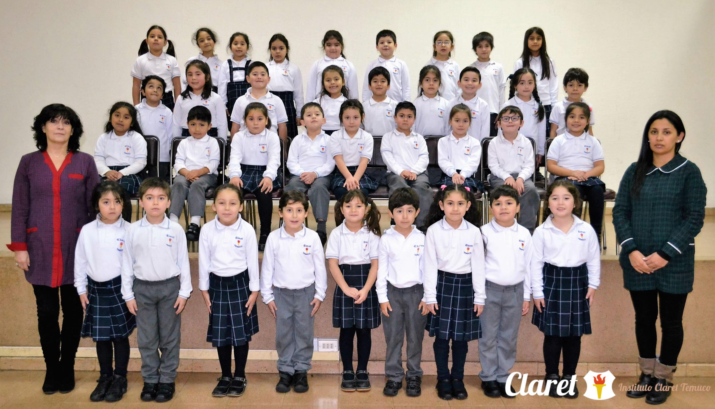 """Primer Año """"E"""" Educación Básica"""