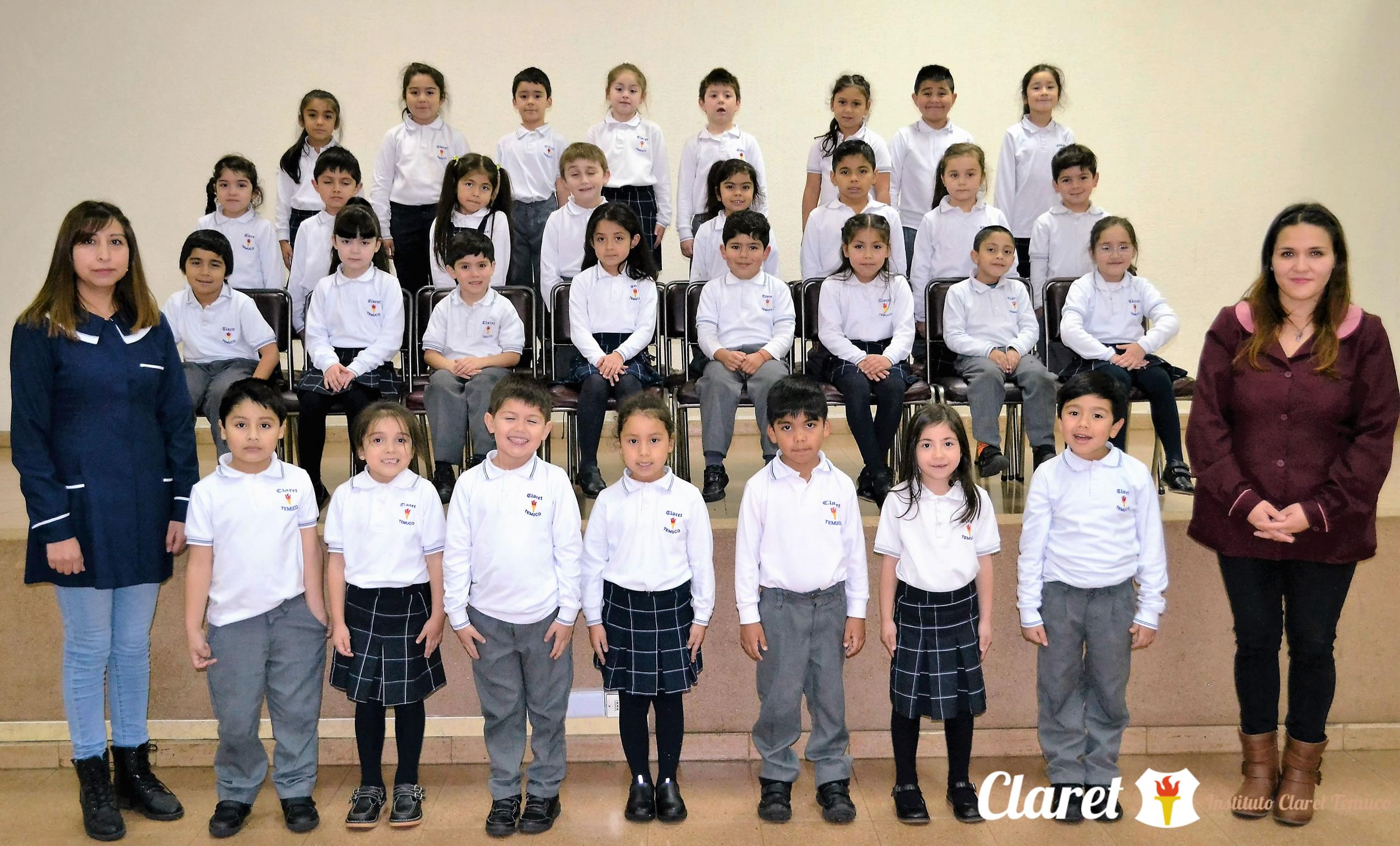 """Primer Año """"F"""" Educación Básica"""