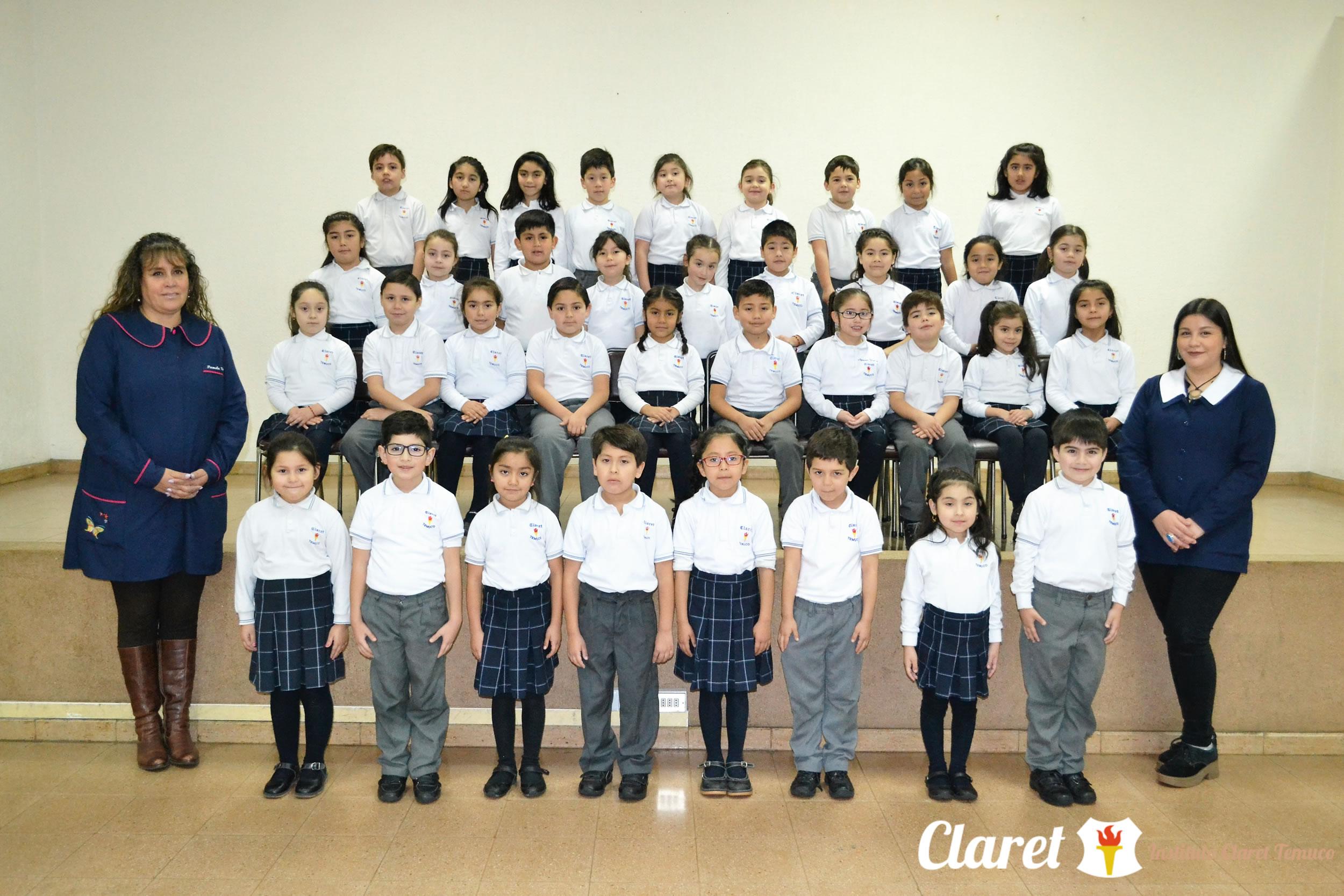 """Segundo Año """"C"""" Educación Básica"""