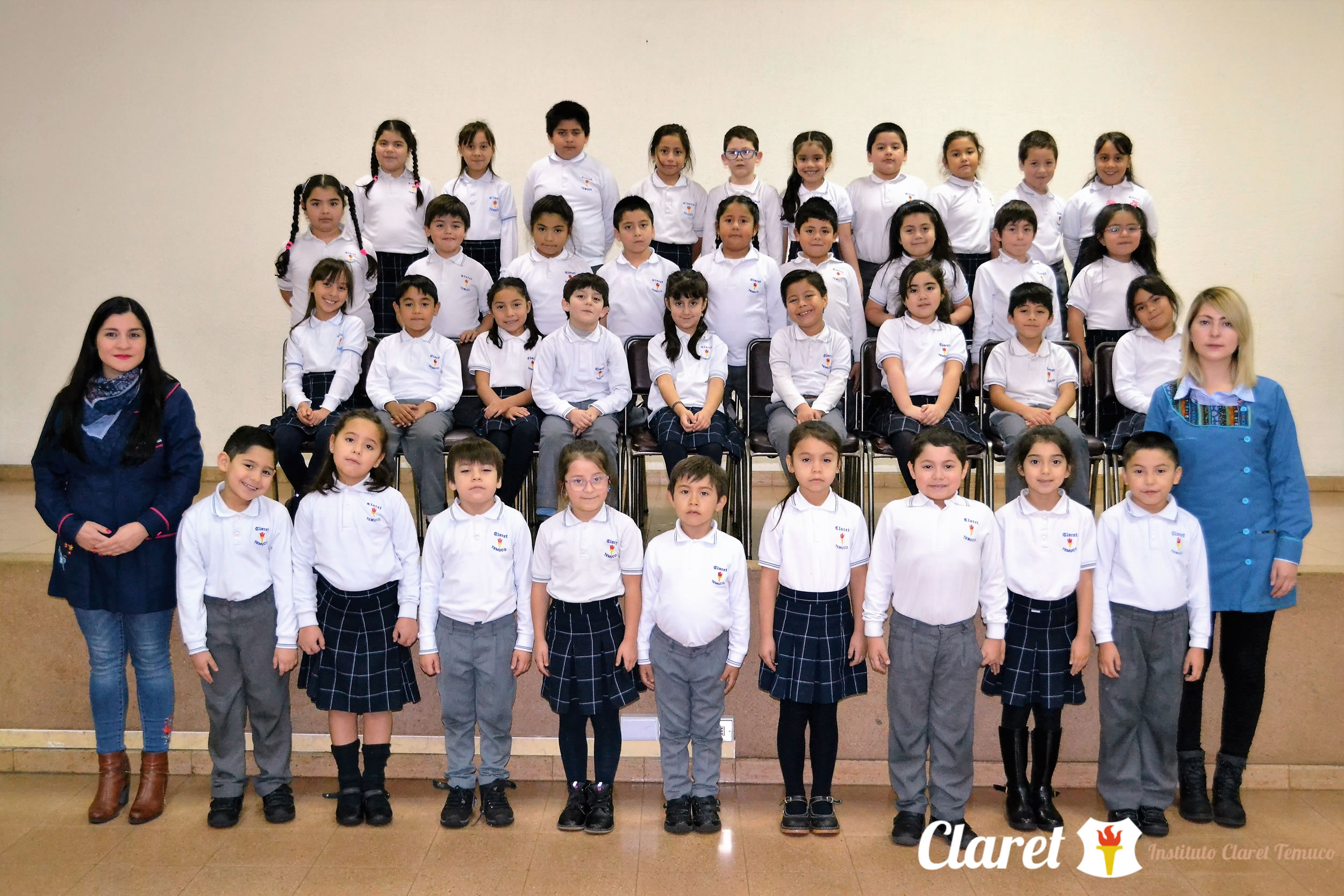 """Segundo Año """"D"""" Educación Básica"""