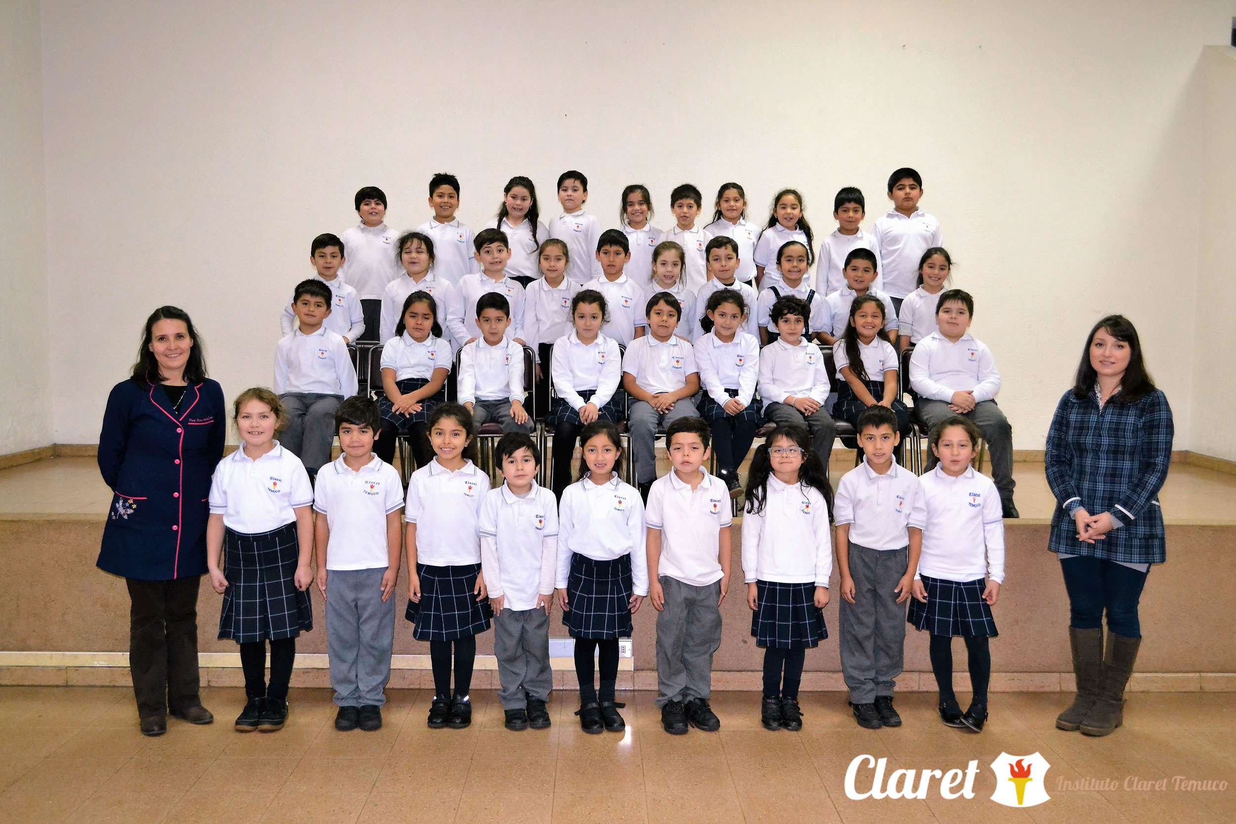 """Segundo Año """"G"""" Educación Básica"""