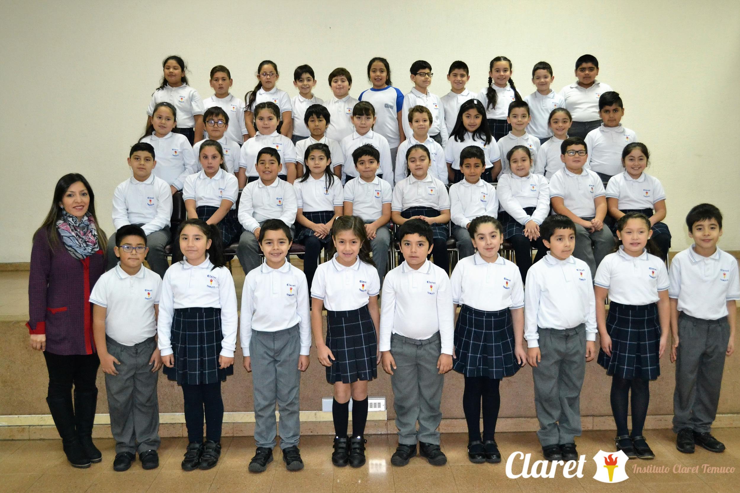 """Tercer Año """"A"""" Educación Básica"""