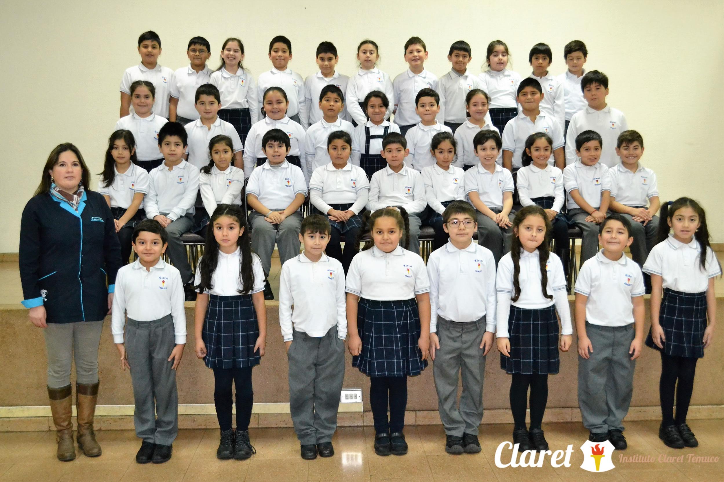 """Tercer Año """"E"""" Educación Básica"""