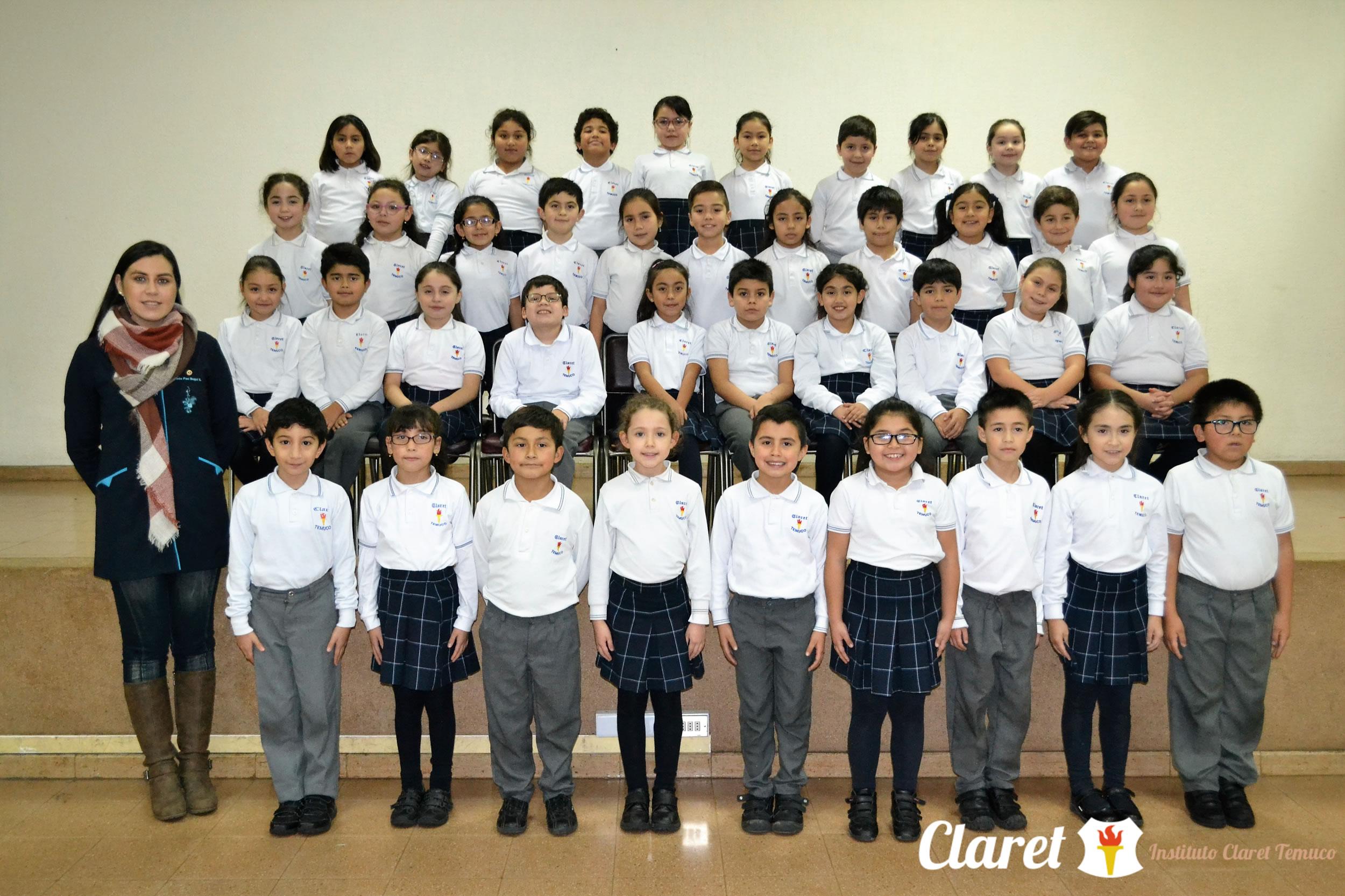 """Tercer Año """"F"""" Educación Básica"""