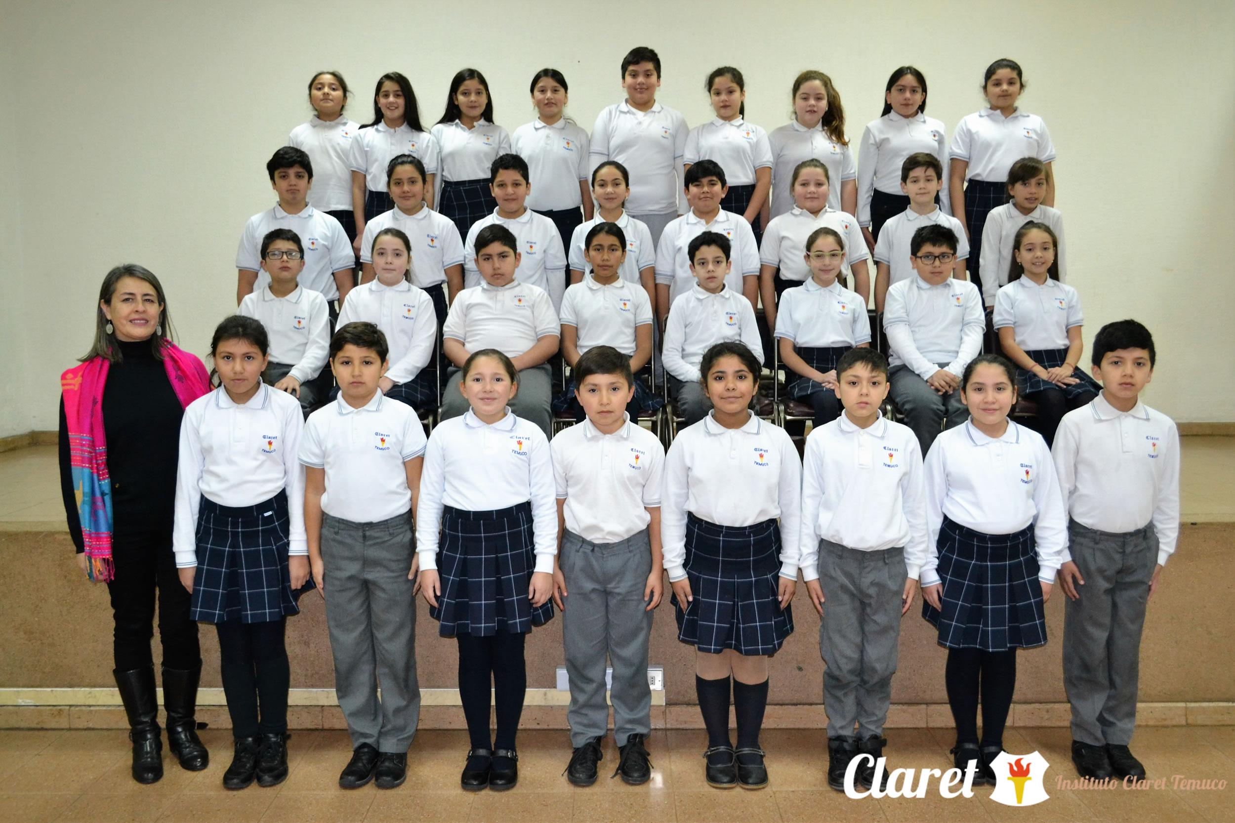 """Quinto Año """"A"""" Educación Básica"""