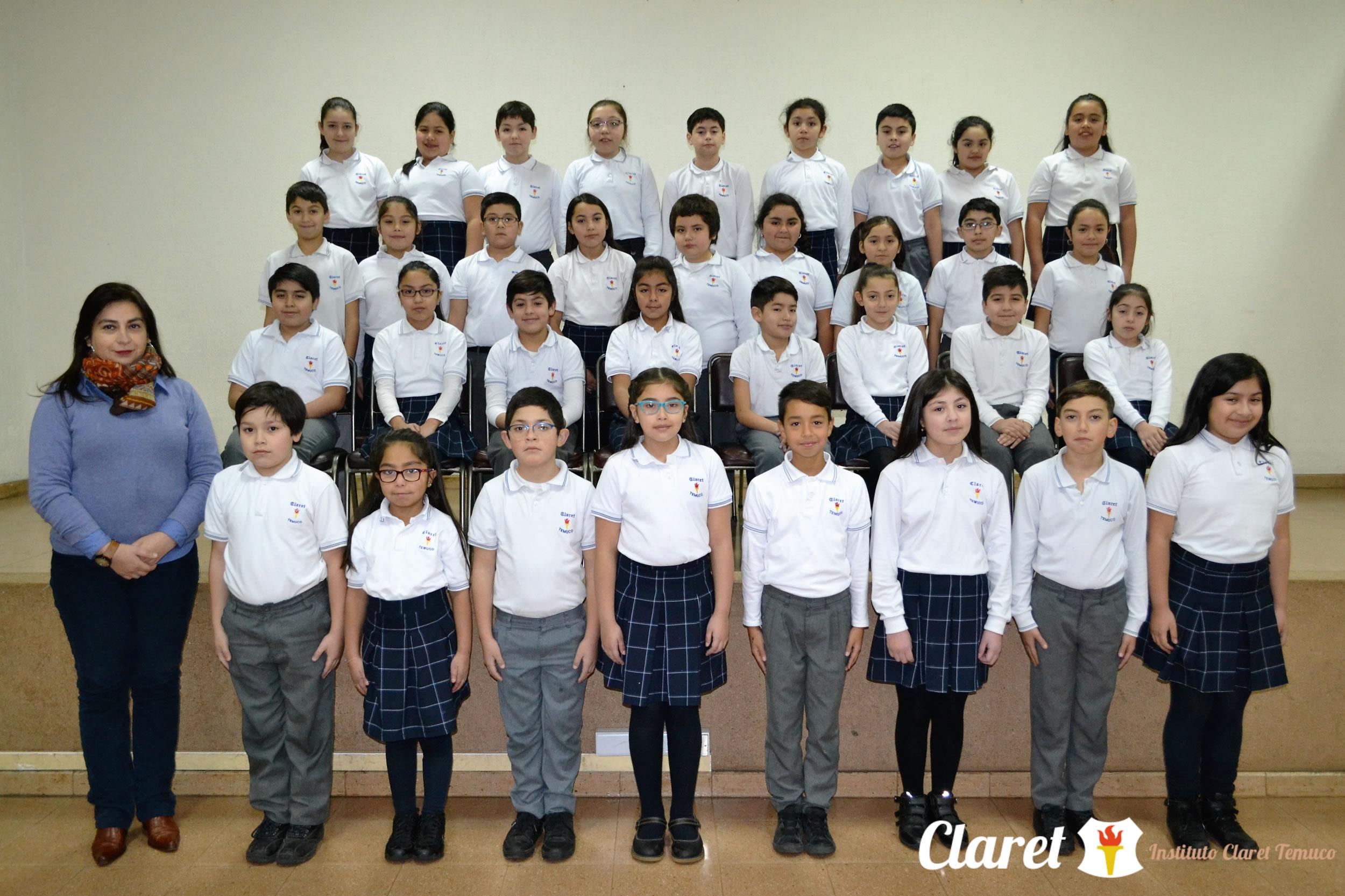 """Quinto Año """"B"""" Educación Básica"""