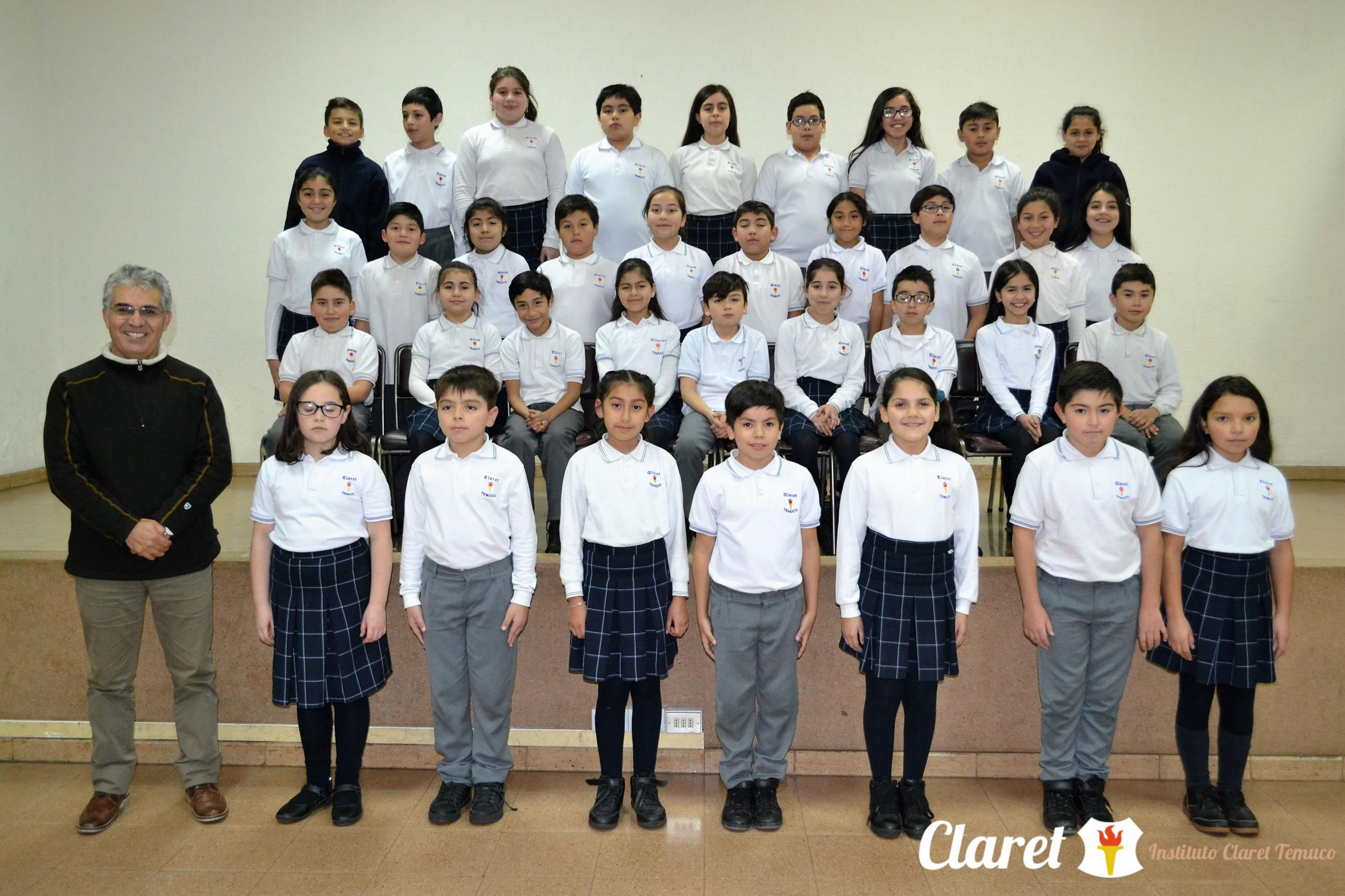 """Quinto Año """"C"""" Educación Básica"""