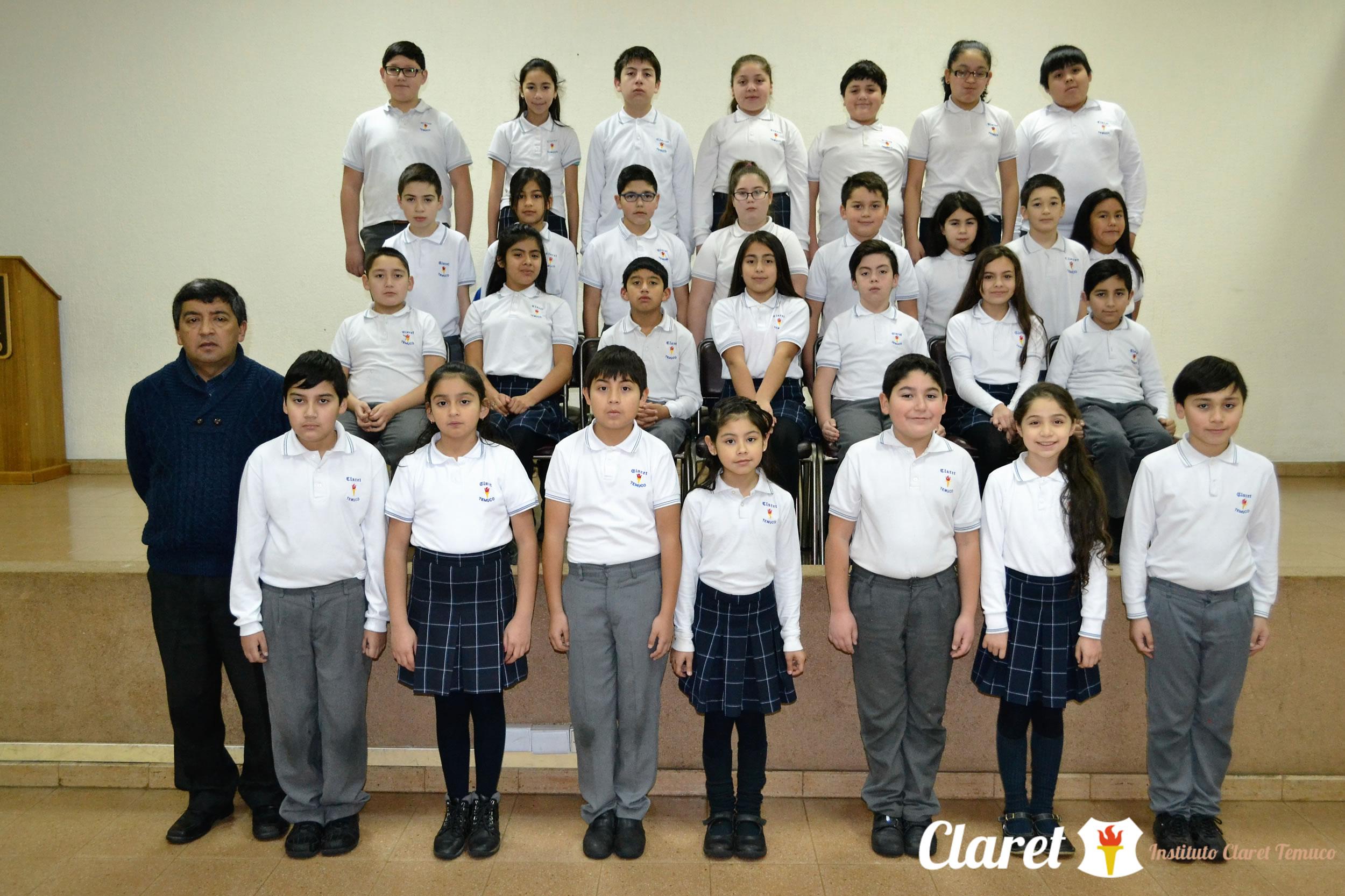 """Quinto Año """"F"""" Educación Básica"""