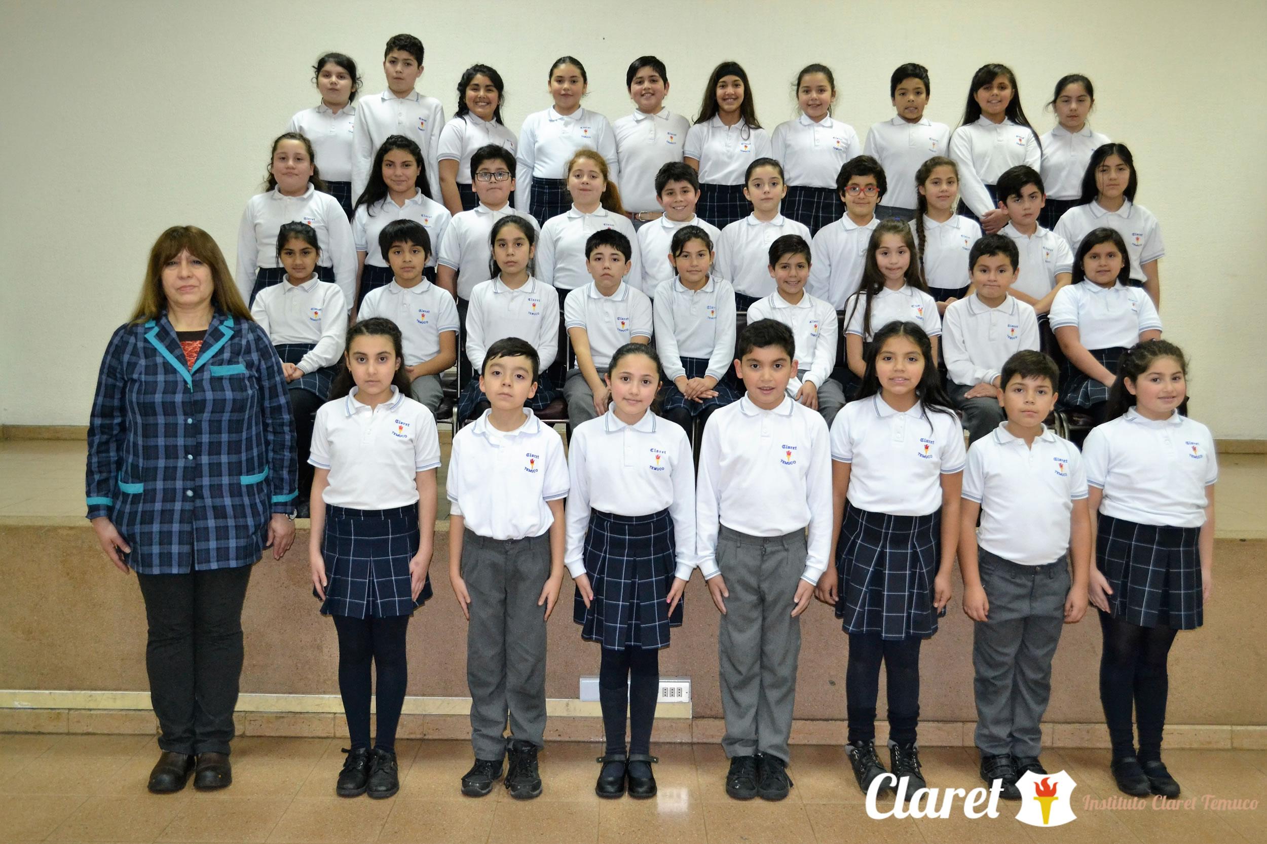 """Quinto Año """"G"""" Educación Básica"""