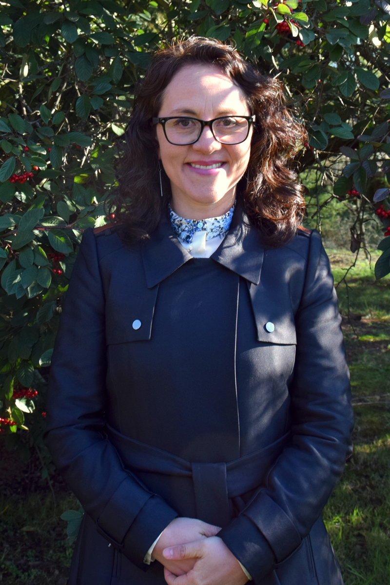 Directora Enseñanza Media Claudia Suazo