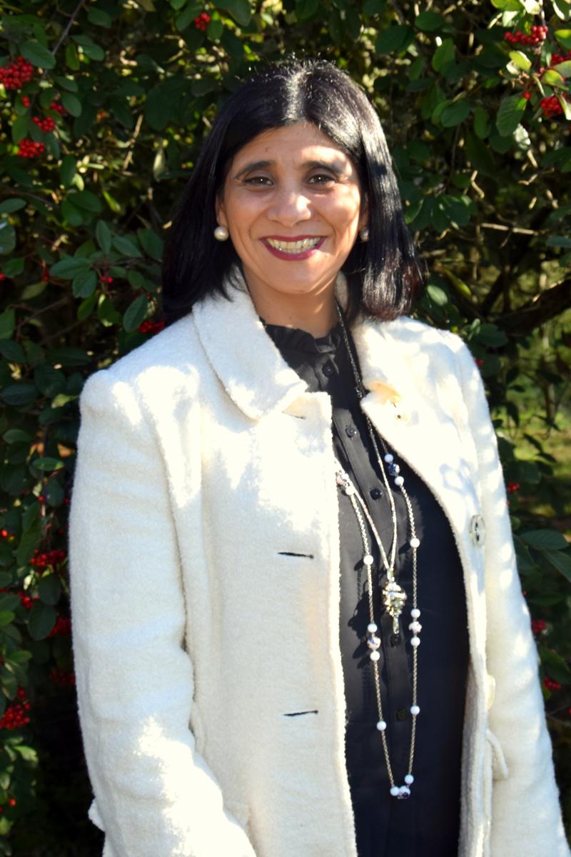 Jefa Unidad Técnica Pedagógica Enseñanza Media Sara Marchant