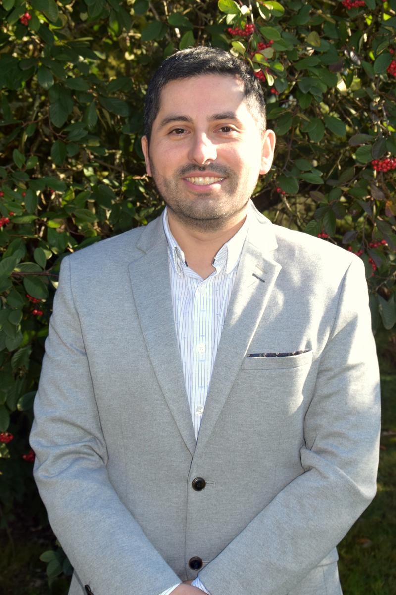 Coordinador Área Recursos Humanos Christian Astete