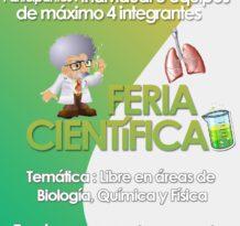 aficheFeria Ciencias17