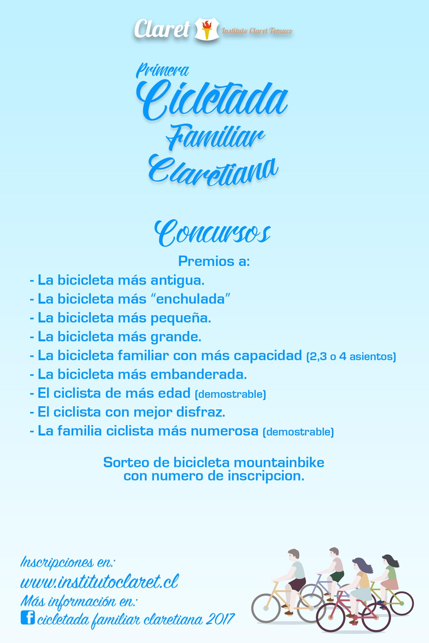 ConcursosCicletadaClaret