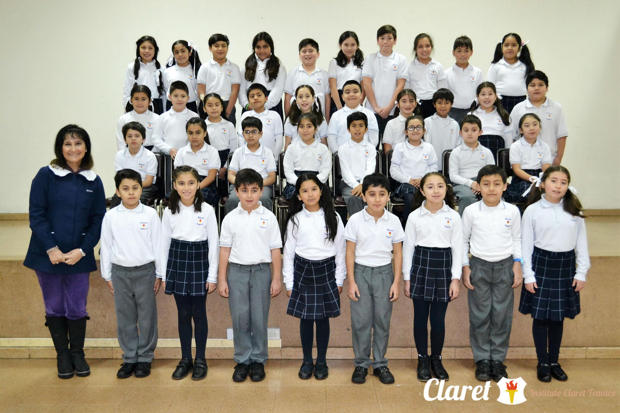"""Cuarto Año """"A"""" Educación Básica"""