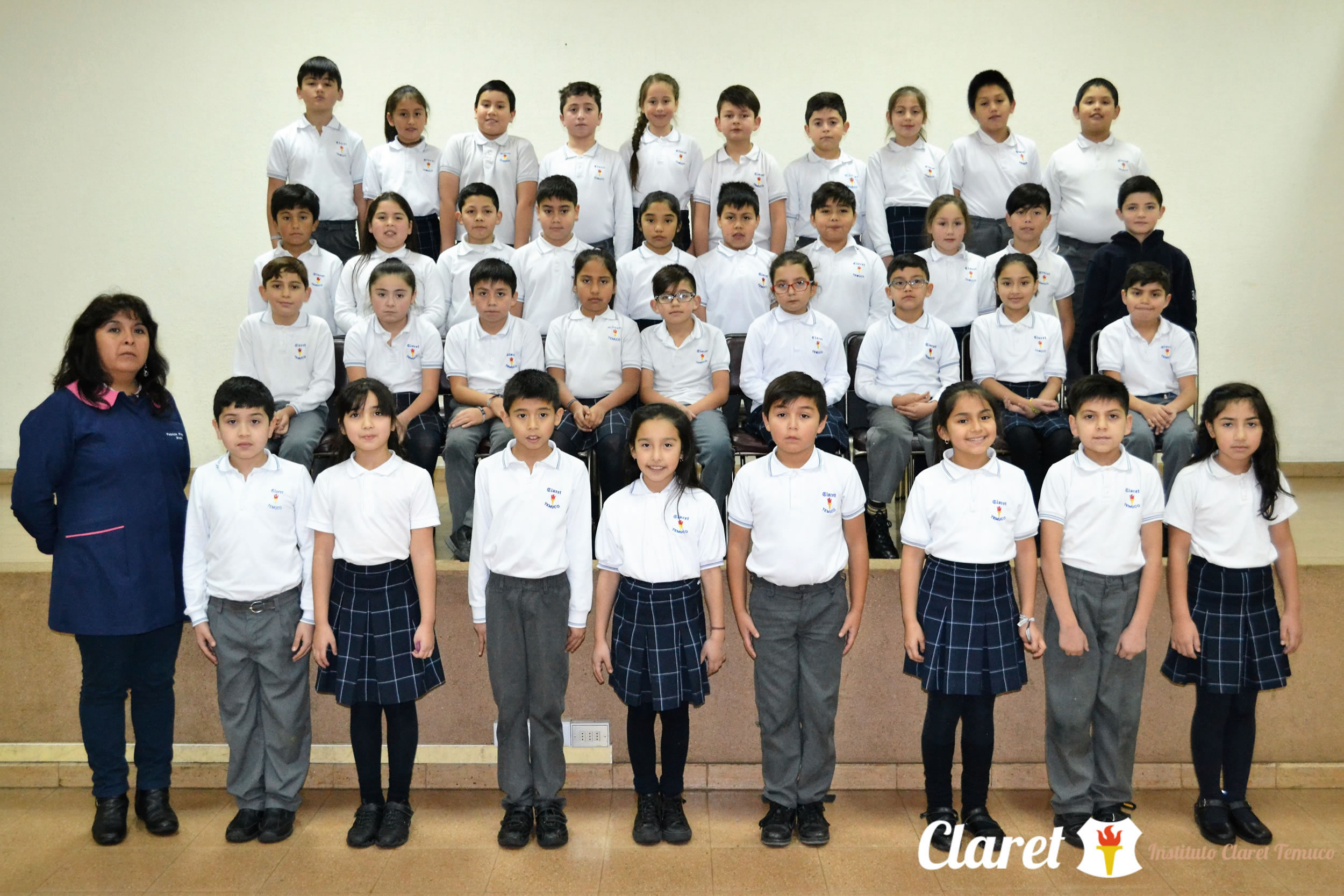 """Cuarto Año """"C"""" Educación Básica"""