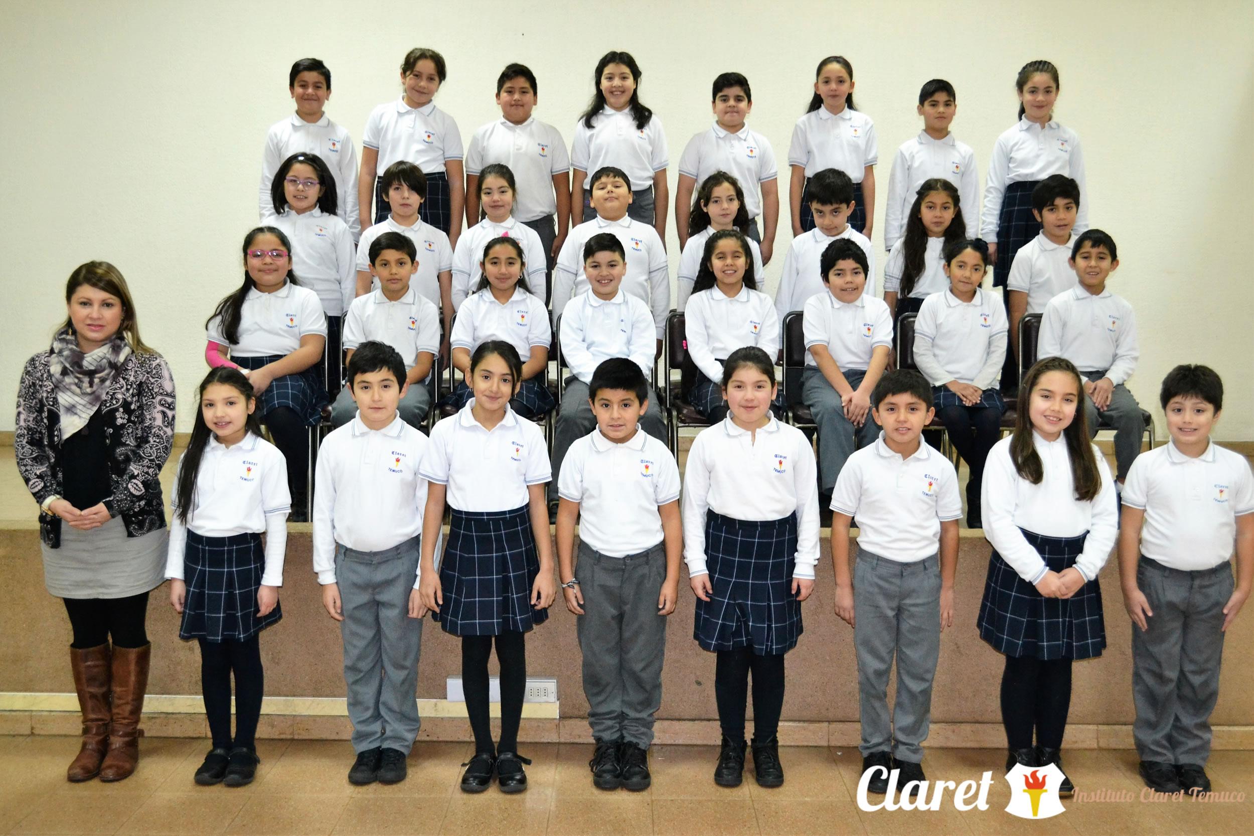 """Cuarto Año """"D"""" Educación Básica"""