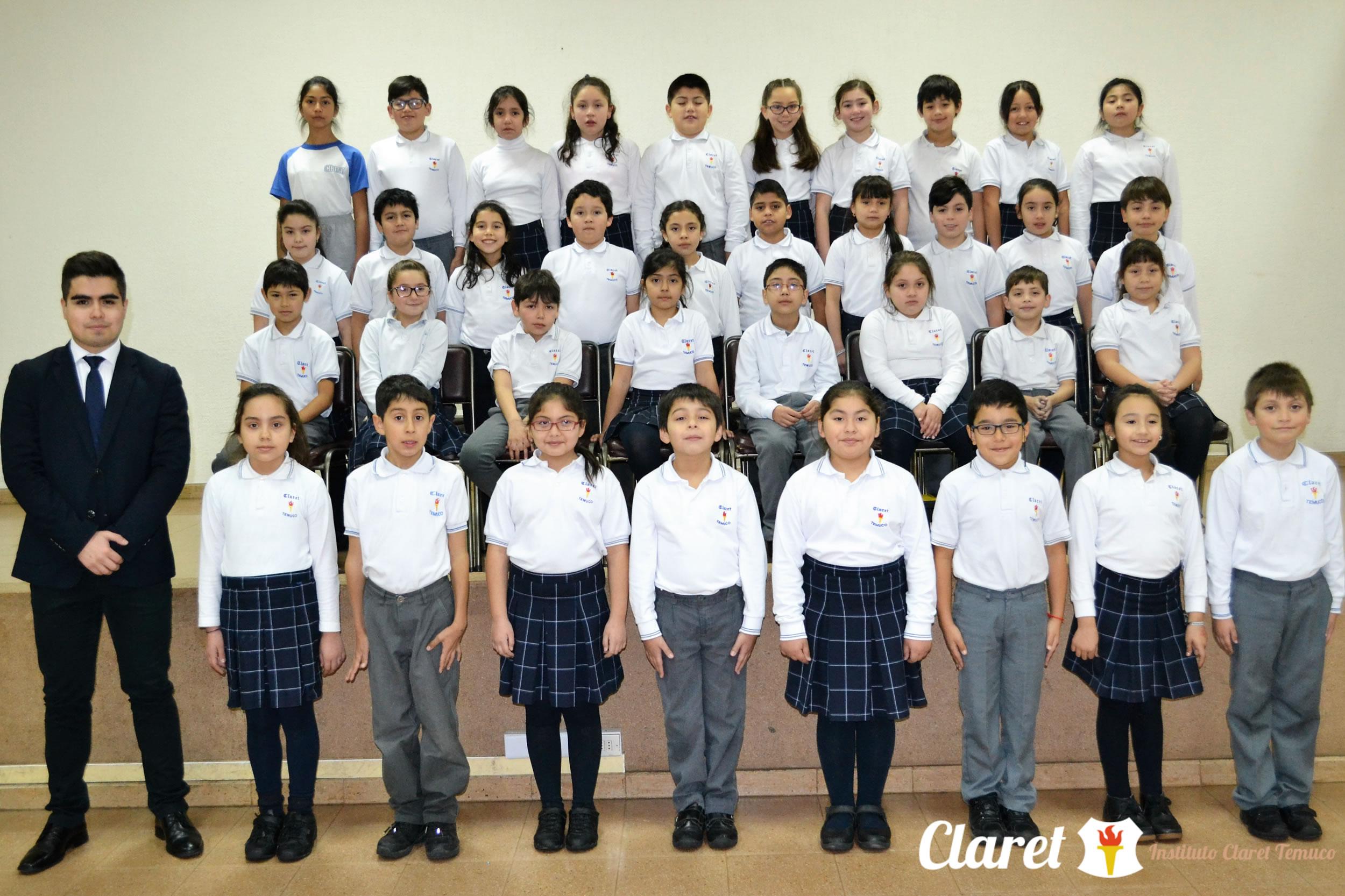 """Cuarto Año """"E"""" Educación Básica"""