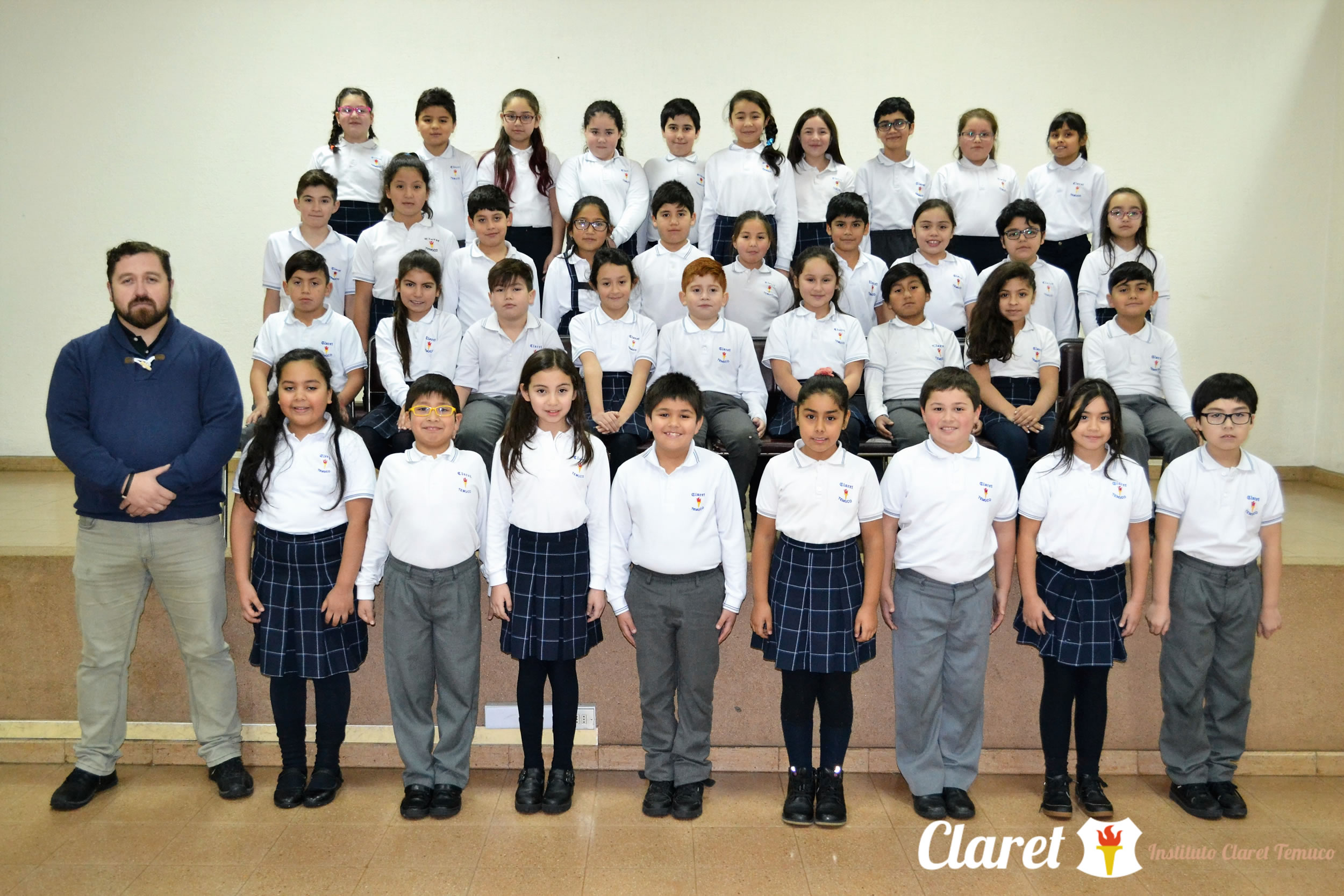 """Cuarto Año """"F"""" Educación Básica"""