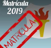 Logomatricula2019